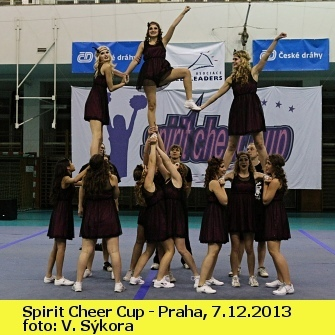 Spirit cheer cup