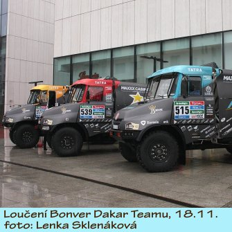 Dakar Bonver Project