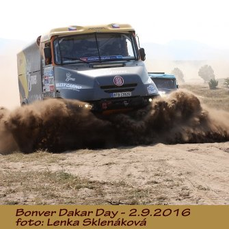 Bonver Dakar Day