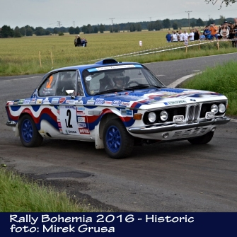 Rally Bohemia - Legendy