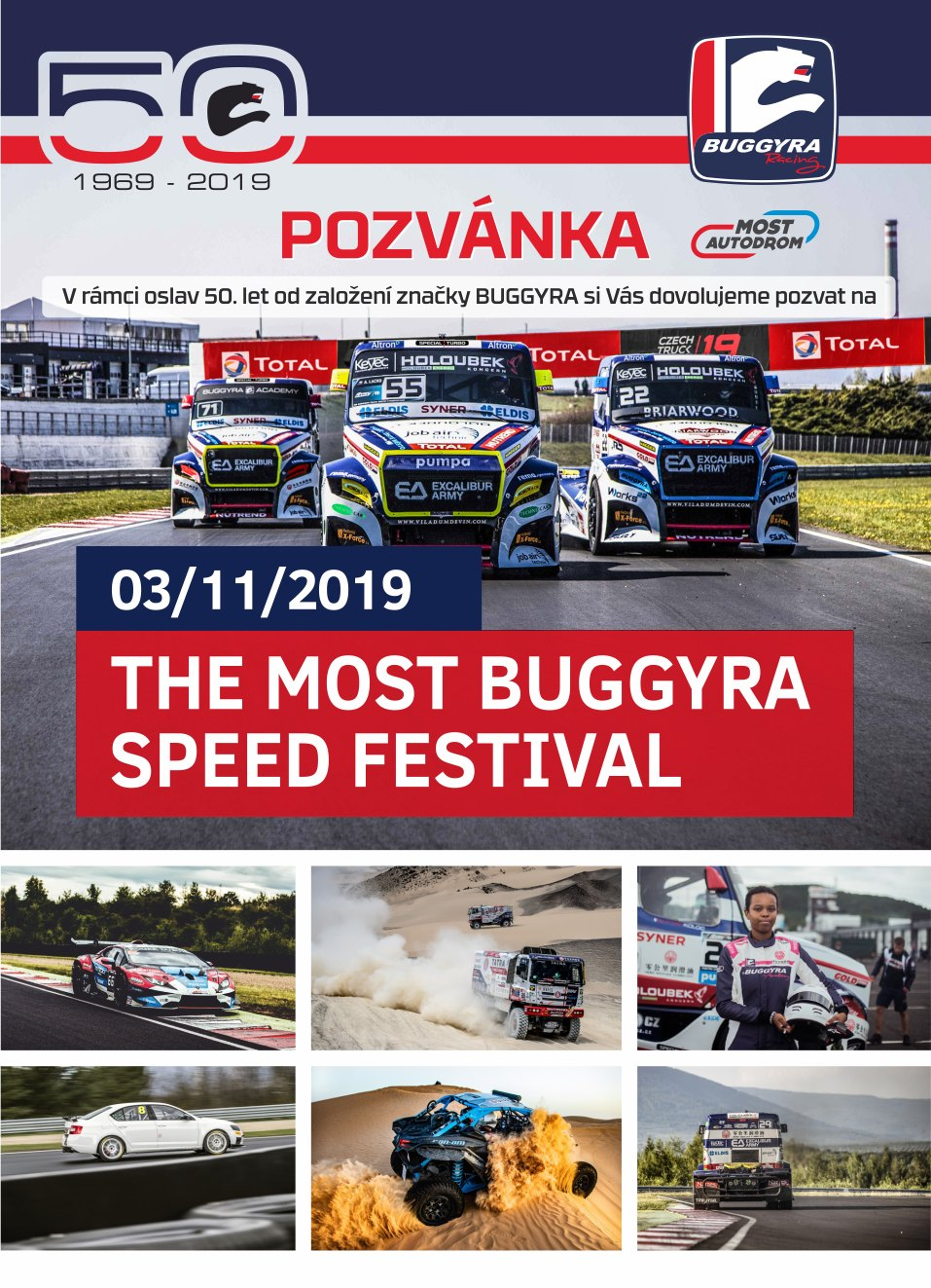 The Most Buggyra speed festival