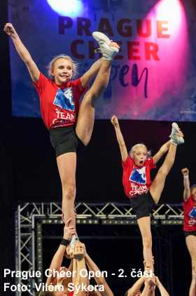 Prague Cheer Open 2019