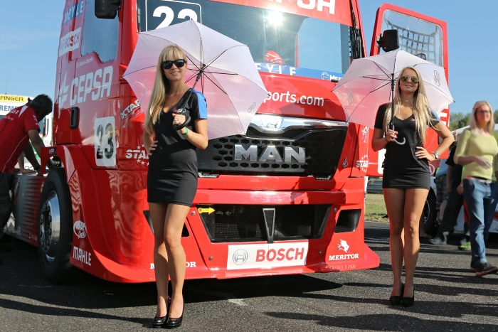 Grid girls - Most
