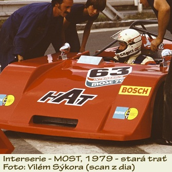 Interserie Most - 1979